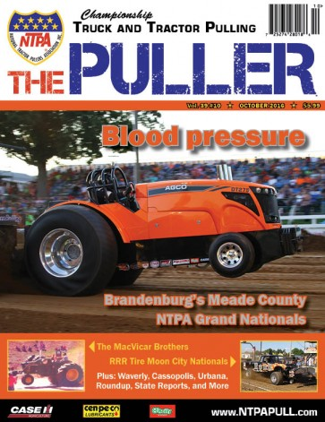 The Puller October 2016