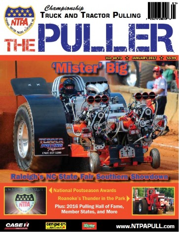 Puller Magazine Subscription