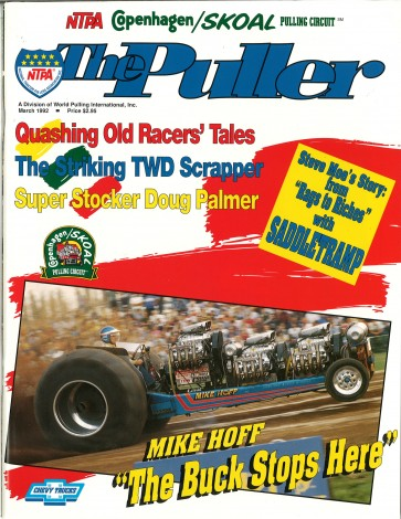 The Puller March 1992