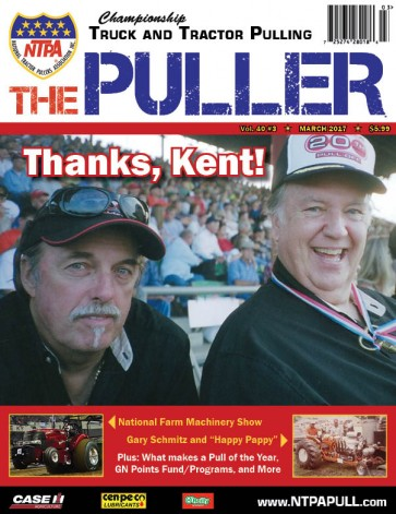 The Puller March 2017