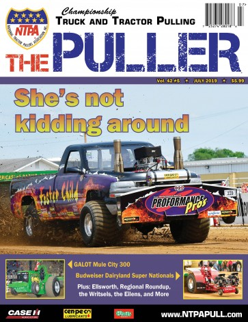The Puller July 2019