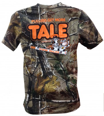 Camo Cow Tales T-shirt