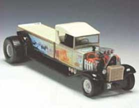 Dirt Track Cadillac 1/16th scale replica toy