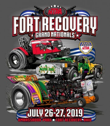 2019 Fort Recovery Event T-shirt