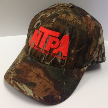 Solid Camo NTPA Championship Pulling Hat