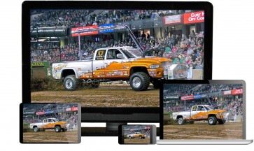 2017 NFMS Championship Tractor Pull DVDs