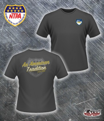 50th Anniversary T-shirt - Charcoal Grey