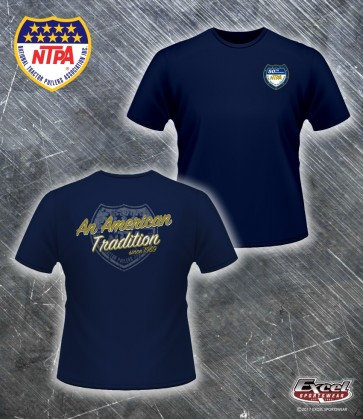 50th Anniversary T-shirt - Navy
