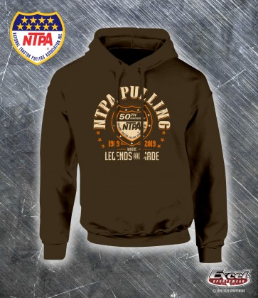 NTPA Legends Hoodie - Orange Ink
