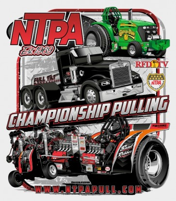 NTPA Championship Pulling Hoodie
