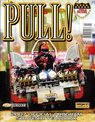 2007 PULL! Program and Yearbook