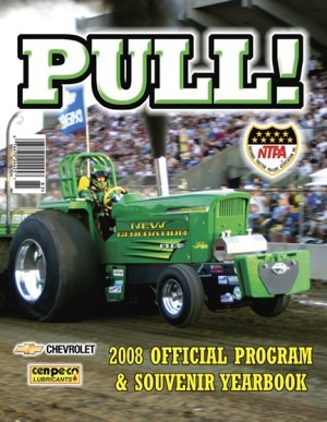 2008 PULL! Program and Yearbook