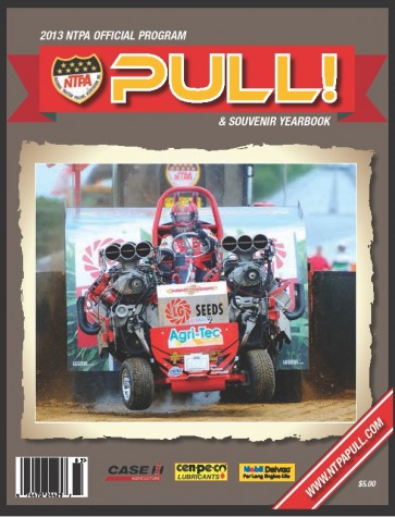 2013 PULL! Program and Yearbook