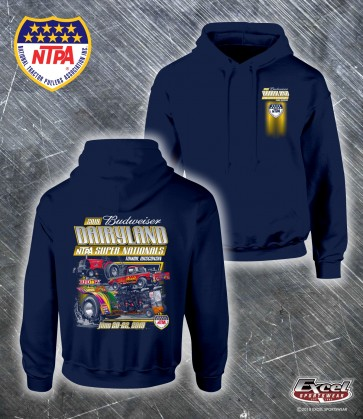 2019 Tomah Event Hoodie