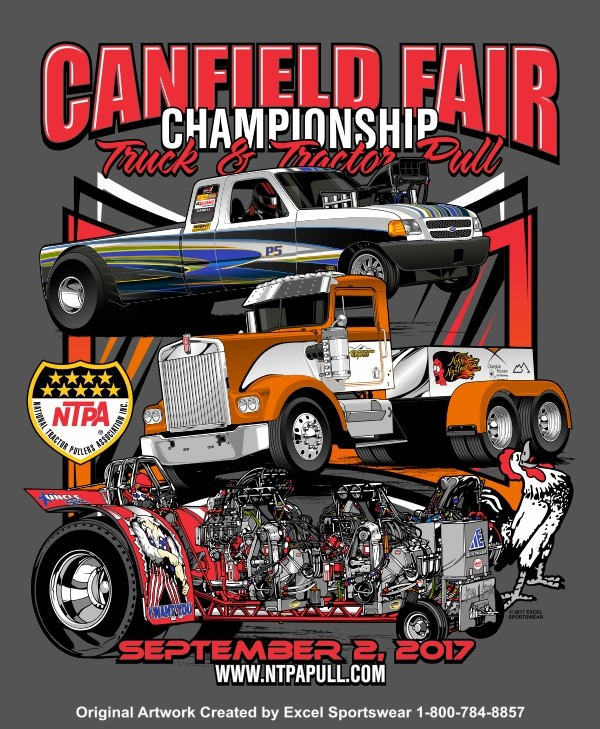 Custom Tractor Pulling T Shirts 2018 : Championship tractor pull autos post