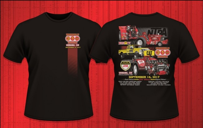 Ih Tractor Pulling T Shirts : St annual enderle pull off t shirt closeout