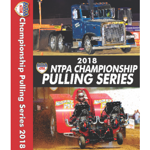 2018 NTPA Championship Pulling Series DVDs