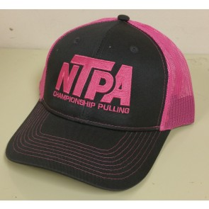 Neon Pink NTPA Championship Pulling Hat
