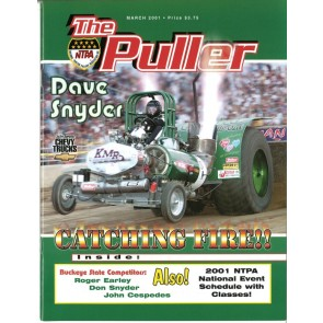 The Puller March 2001