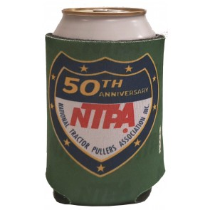 50th Anniversary Koozie - Green