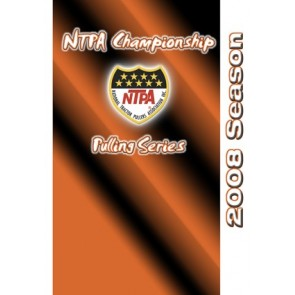 2008 NTPA Championship Pulling Series DVDs