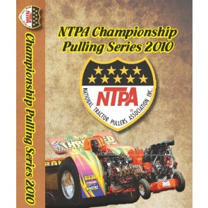 2010 NTPA Championship Pulling Series DVDs