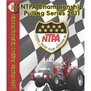 2011 NTPA Championship Pulling Series DVDs