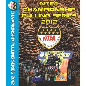 2012 NTPA Championship Pulling Series DVDs