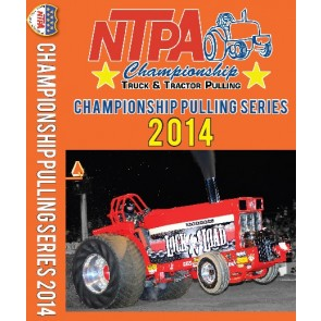 2014 NTPA Championship Pulling Series DVDs