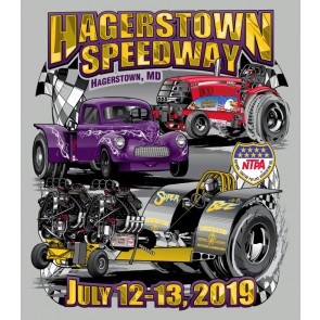 2019 Hagerstown Event T-shirt