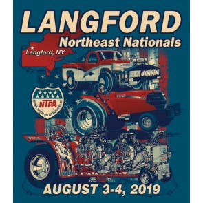 2019 Langford Northeast Nationals T-shirt