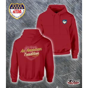 50th Anniversary Hoodie - Cardinal Red