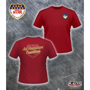 50th Anniversary T-shirt - Maroon