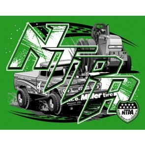2017 Grand National T-shirt - Green