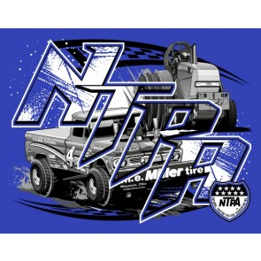 2017 Grand National T-shirt - Blue