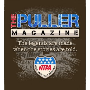 The Puller Magazine T-shirt
