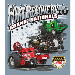 2016 Fort Recovery Event T-shirt