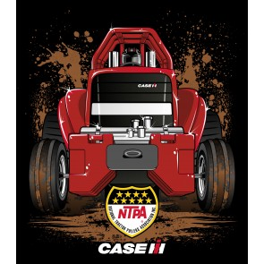 Case IH NTPA Combo Hooded Sweatshirt