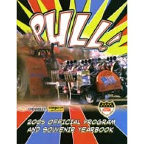 2005 PULL! Program and Yearbook