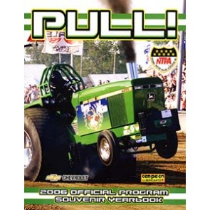 2006 PULL! Program and Yearbook