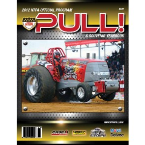 2012 PULL! Program and Yearbook