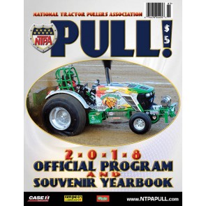2018 PULL! Program and Yearbook