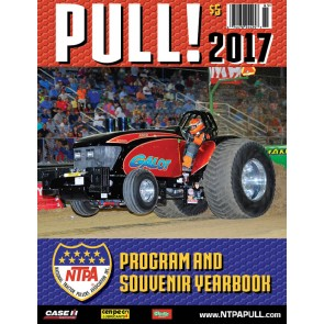 2017 PULL! Program and Yearbook
