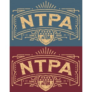 Vintage NTPA Championship Pulling T, Long-Sleeve T, Hoody