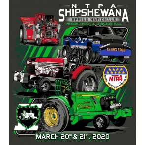2020 Shipshewana Event T-shirt