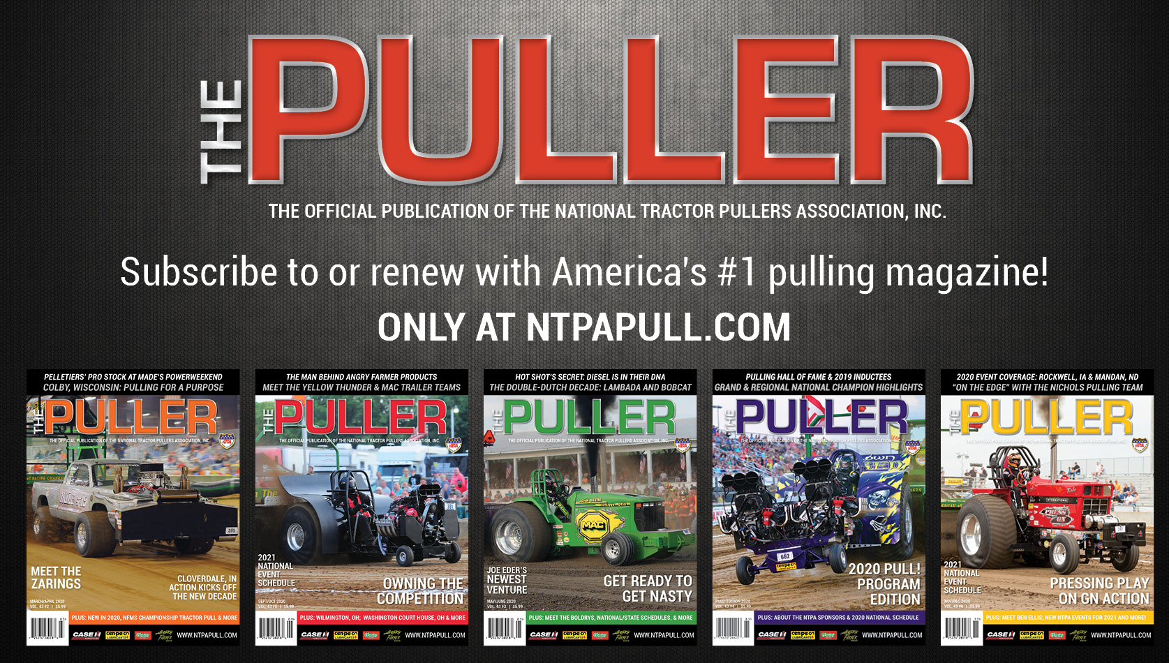 Subscribe to The Puller